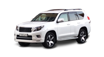 Toyota Land Cruiser Prado 150 (2015)