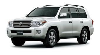 Toyota Land Cruiser 200 (2014)