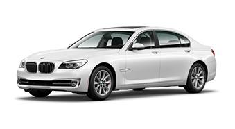BMW 740Li Long 2011